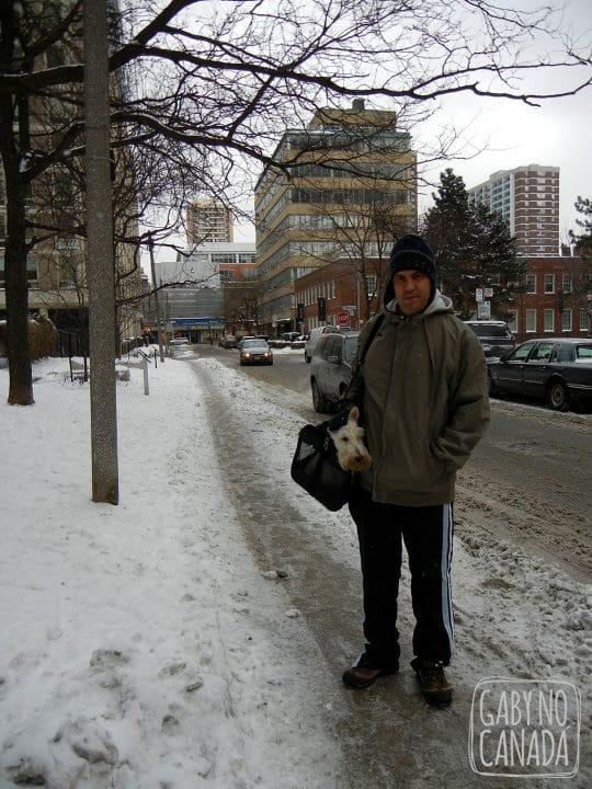 Primeiras Horas em Toronto