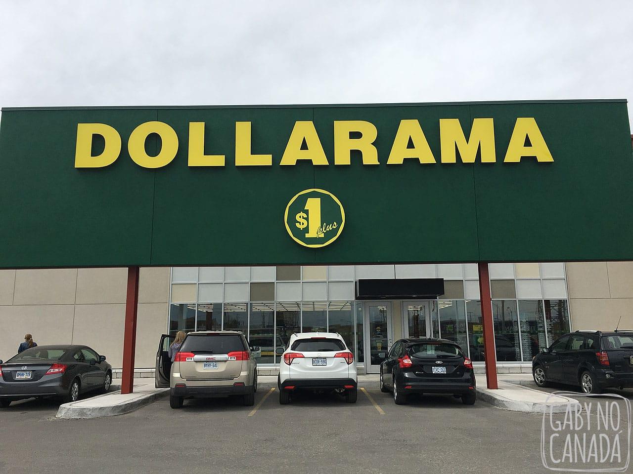 """5e031954b Dollarama é a versão da """"loja de R 1.99"""" do Canadá"""